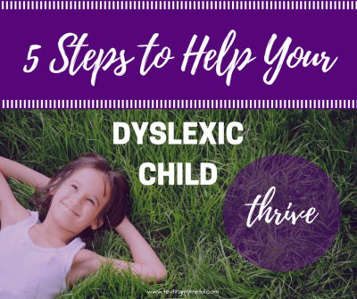 Parents of dyslexic children