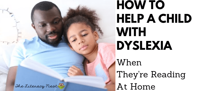 How to help your child when they're reading at home