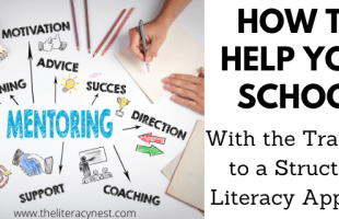 tips for structured literacy approach