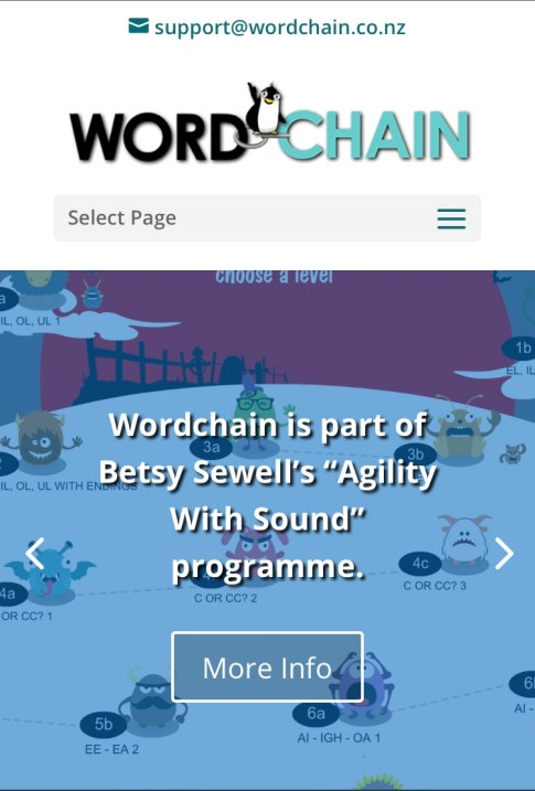 The Best Reading and Writing Apps WordChain app