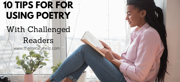 Poetry with Challenged readers