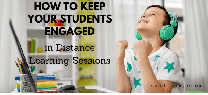distance learning for children with attention difficulties