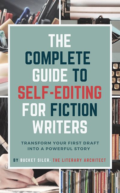 The Complete Guide to Self-Editing for Fiction Writers Cover