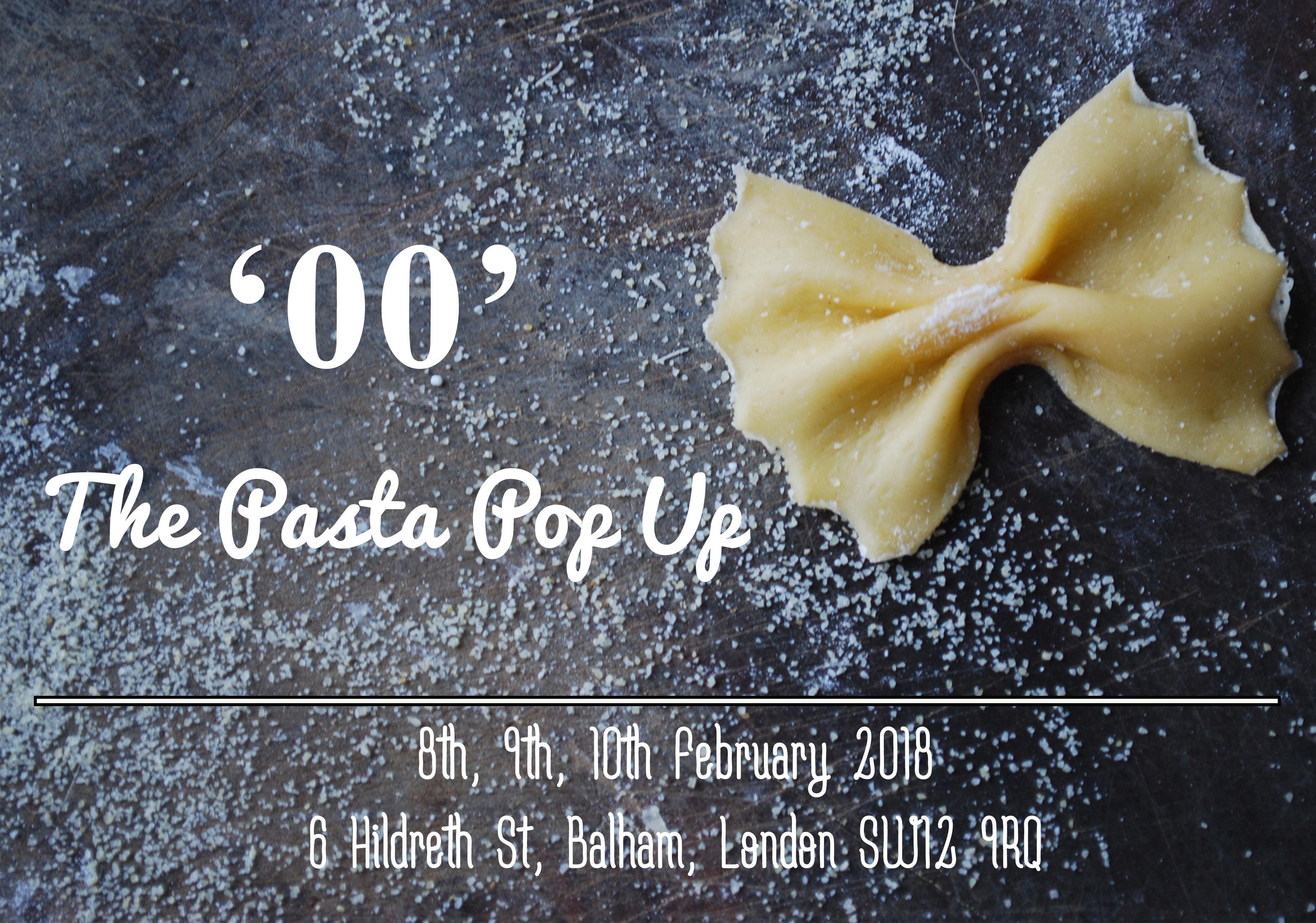 '00' The Pasta Popup
