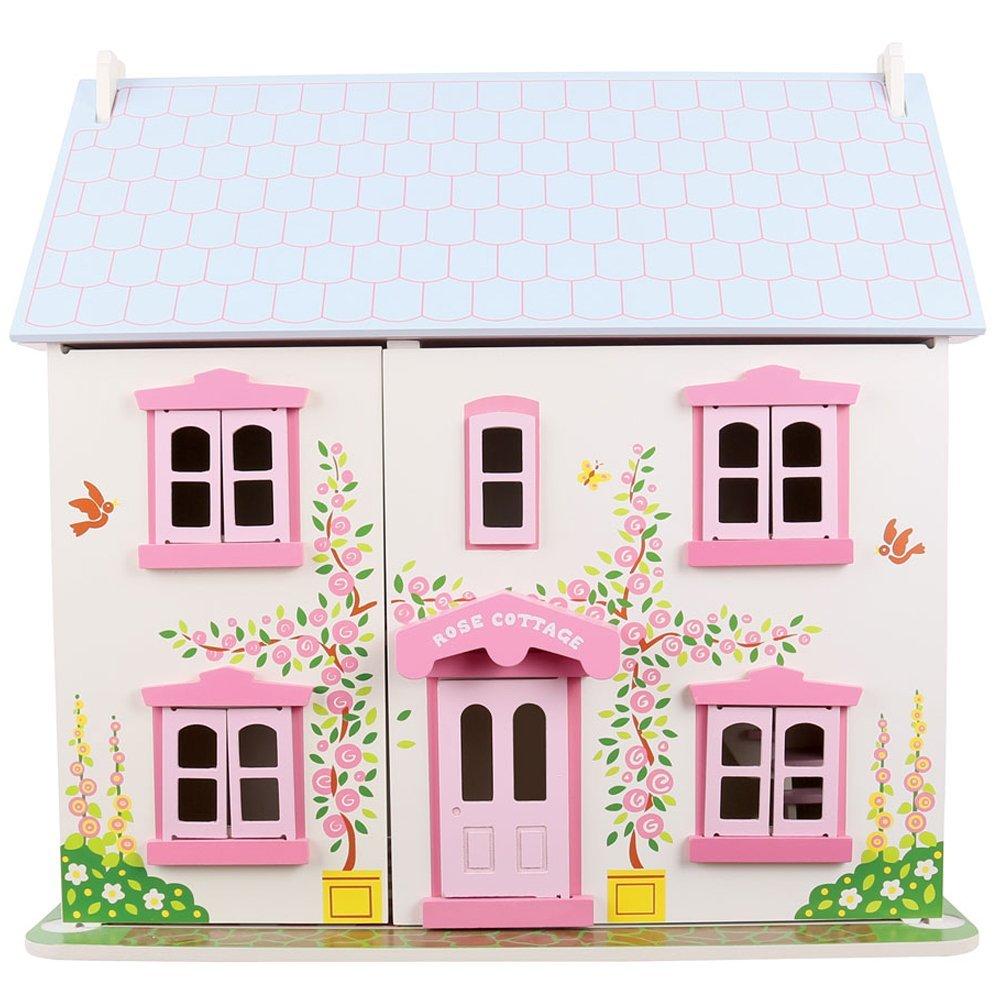 Bigjigs Toys Heritage Playset Rose Cottage