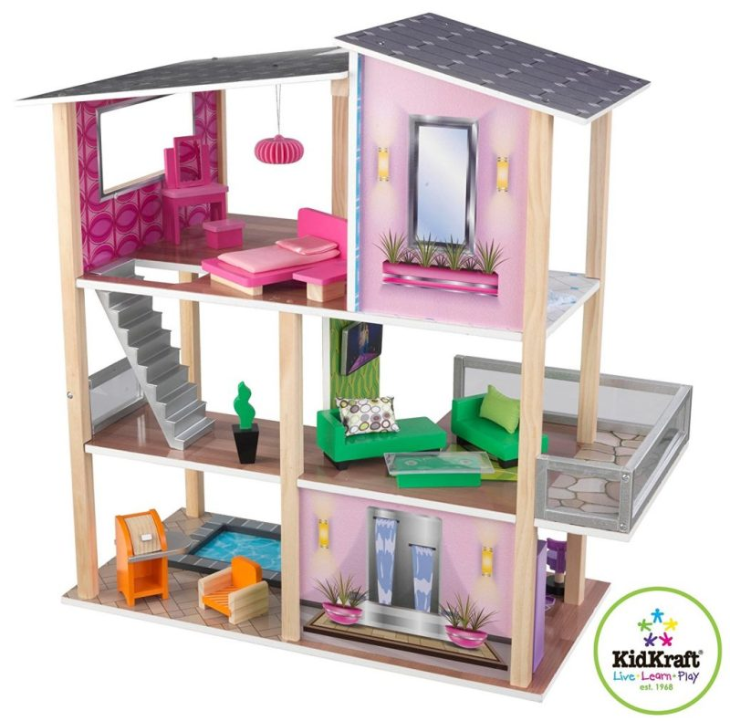 Modern Living Dollshouse