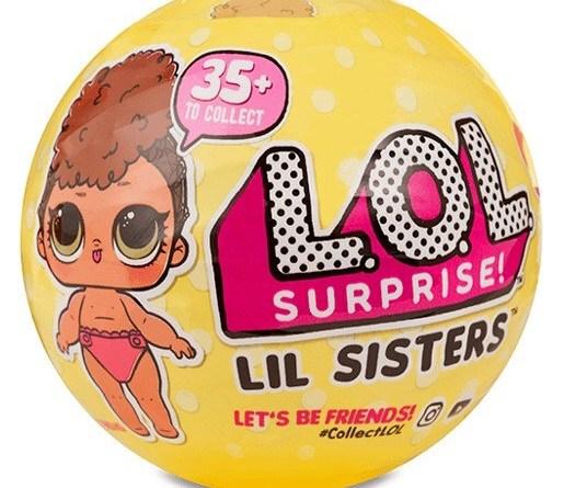Lil Sisters series 3