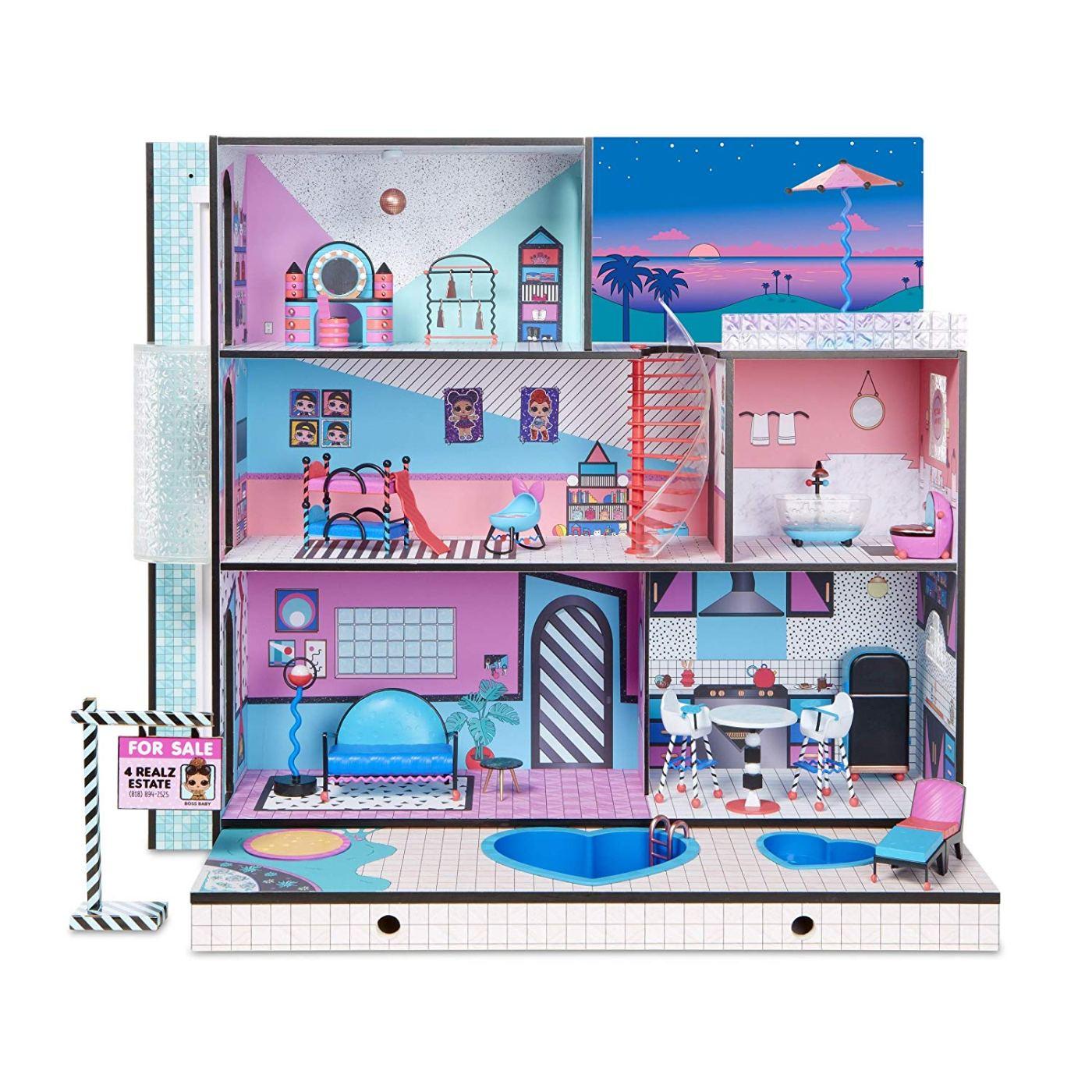 LOL Surprise Dolls House