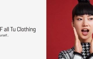 25% off Tu Clothing