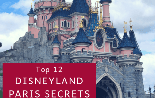 Disneyland Paris Secrets