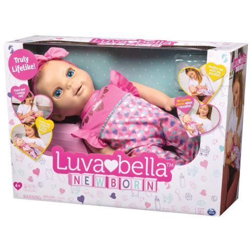 Luvabella Newborn doll