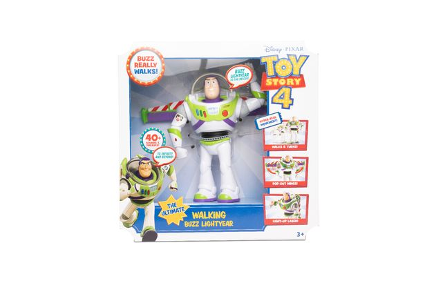 "7"" Real Walking Buzz Lightyear"