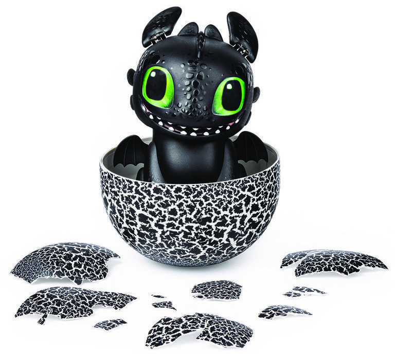 How to Train Your Dragon 'Toothless' Hatchimal