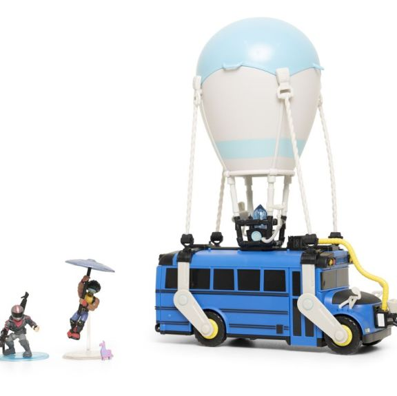 Top Toys for Christmas 2019 - Fortnite Battle Bus