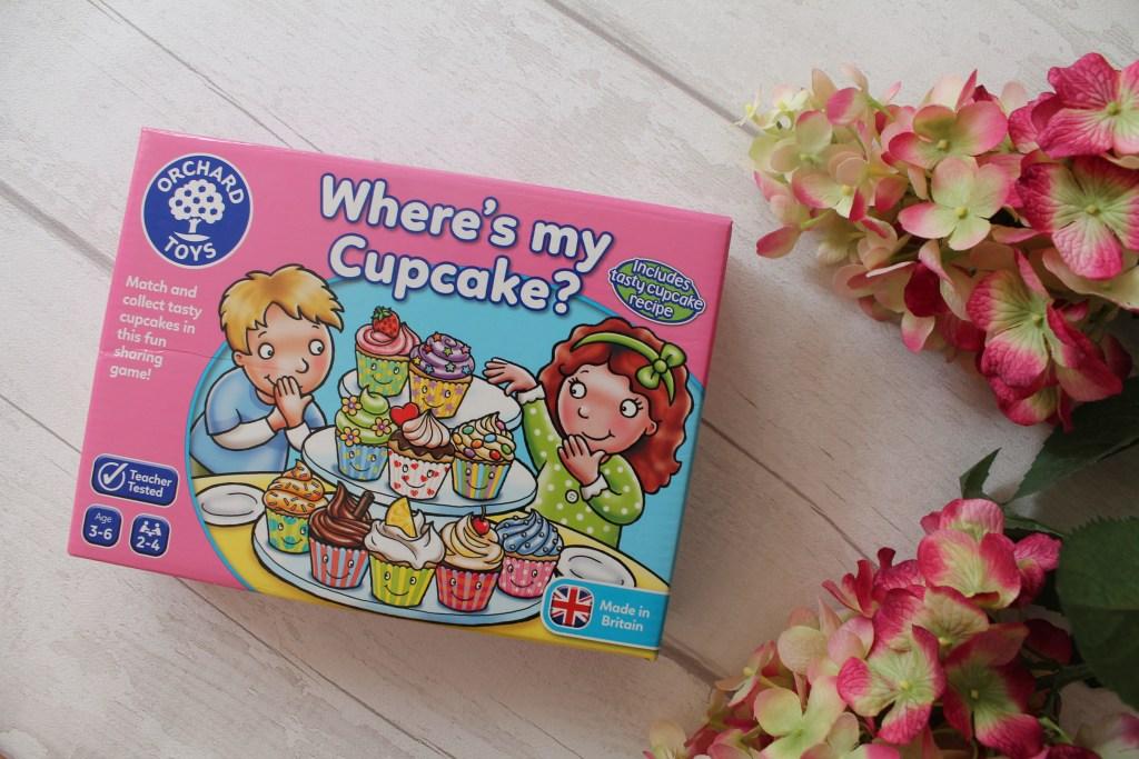 Where's My Cupcake game photo