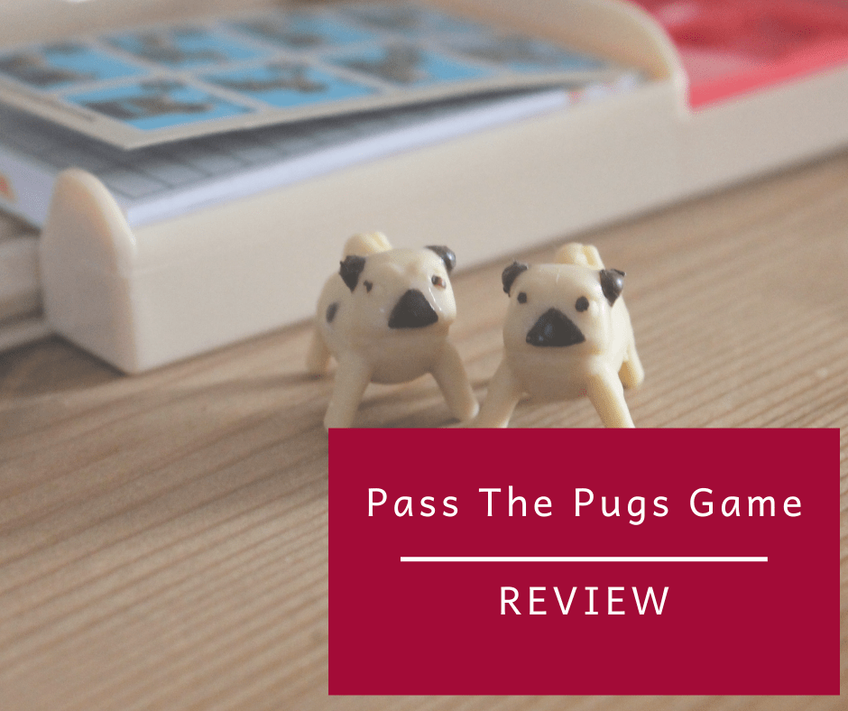 Pass the Pugs Game
