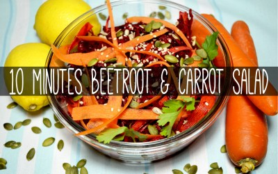 Beetroot & Carrot Salad