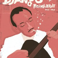 Zsolt Vidak - Happy birthday Django Reinhardt!