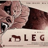 Christopher King - Legend - Movie Poster Art