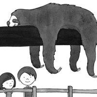 Kristin deNeeve - Sleeping Sloth