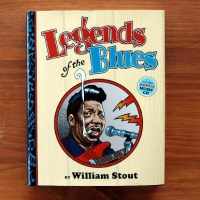 Christopher King - Book Review - Legends of the Blues by William Stout