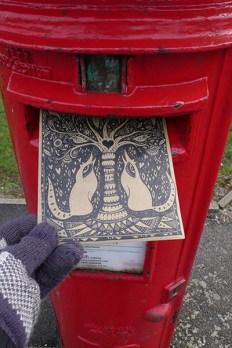 Mail Me Art: An International Mail Art Project | The