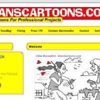 Cartoonist Dan Rosandich Relaunches Web Cartoon Catalog