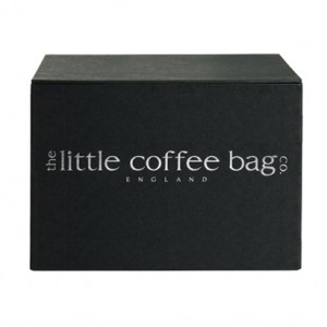 Box of 100 Individually Wrapped Coffee Bags