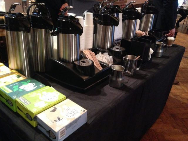 The Filter Coffee Station London Conference