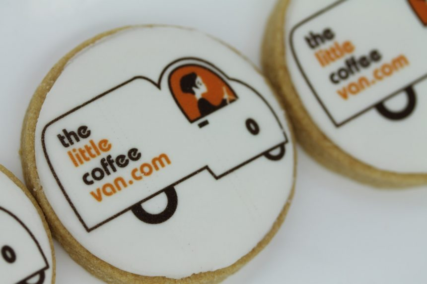 Branded biscuits for branded events