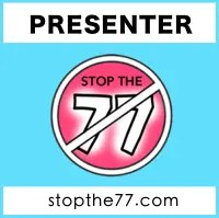 ST77 presenter logo