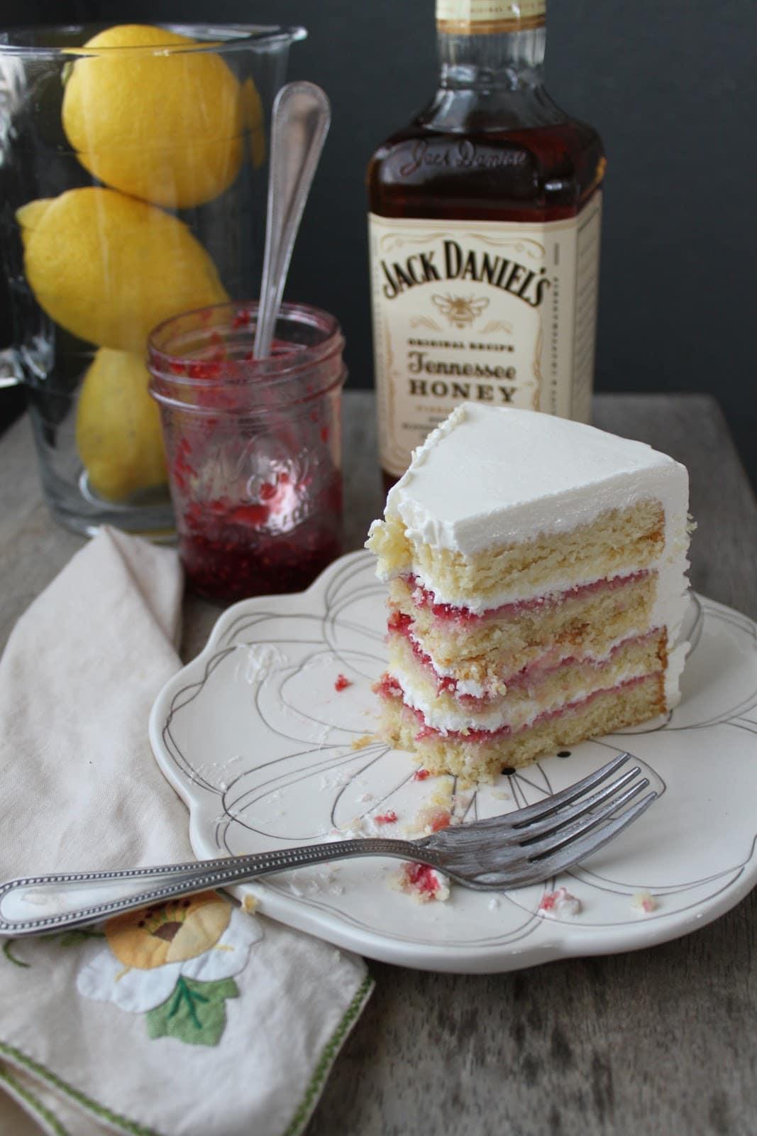 Lemon Wedding Cake 6