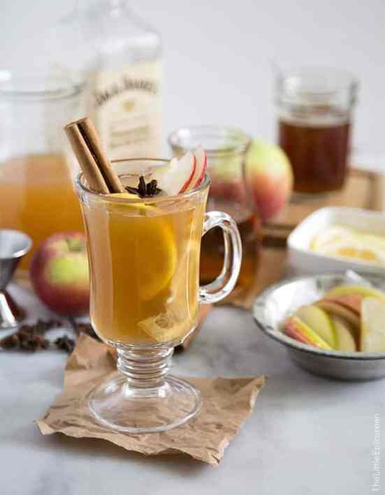Image result for Hot Apple Cider and Whiskey