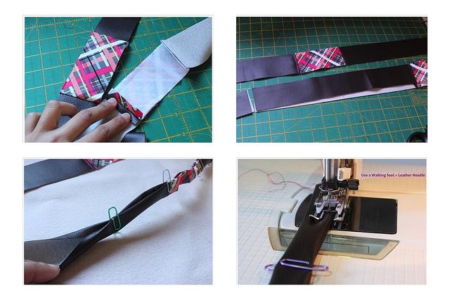 strap making