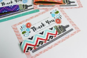 Key Fob Tutorial Teacher Appreciation Week quick to sew gift