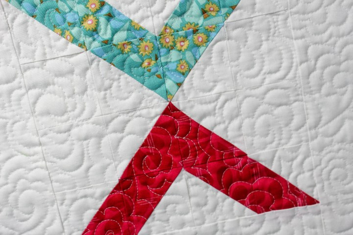 free motion quilting flowering echoes tutorial on how to