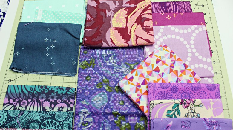 How To Mix and Match Fabrics for A Quilt