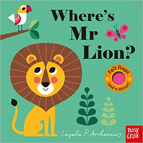 where's mr lion