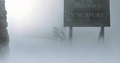 Haze Situation Singapore