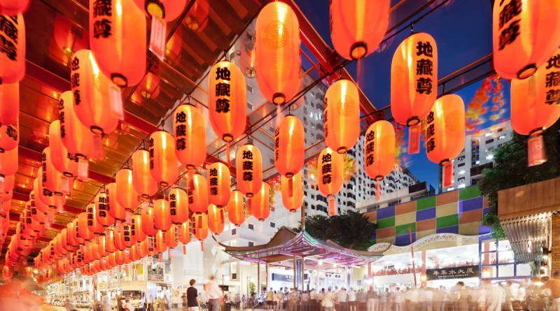 Hungry Ghost Festival Singapore happening in August