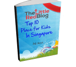 The Little Red Blog's Top 10 Places for Kids