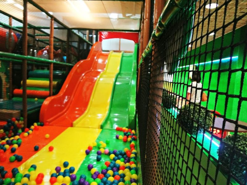 PollyWogs, an indoor playground for kids