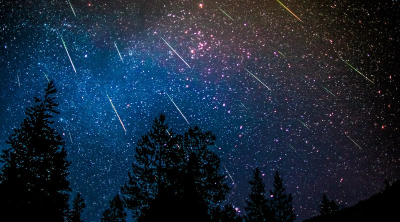 Perseid Meteor Showers coming to Singapore!