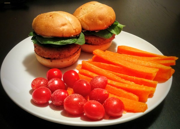 Gardein Chickn Sliders close up | thelittleredspoon.com