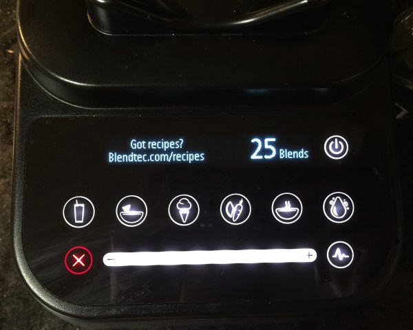 BlendTec Interface | thelittleredspoon.com