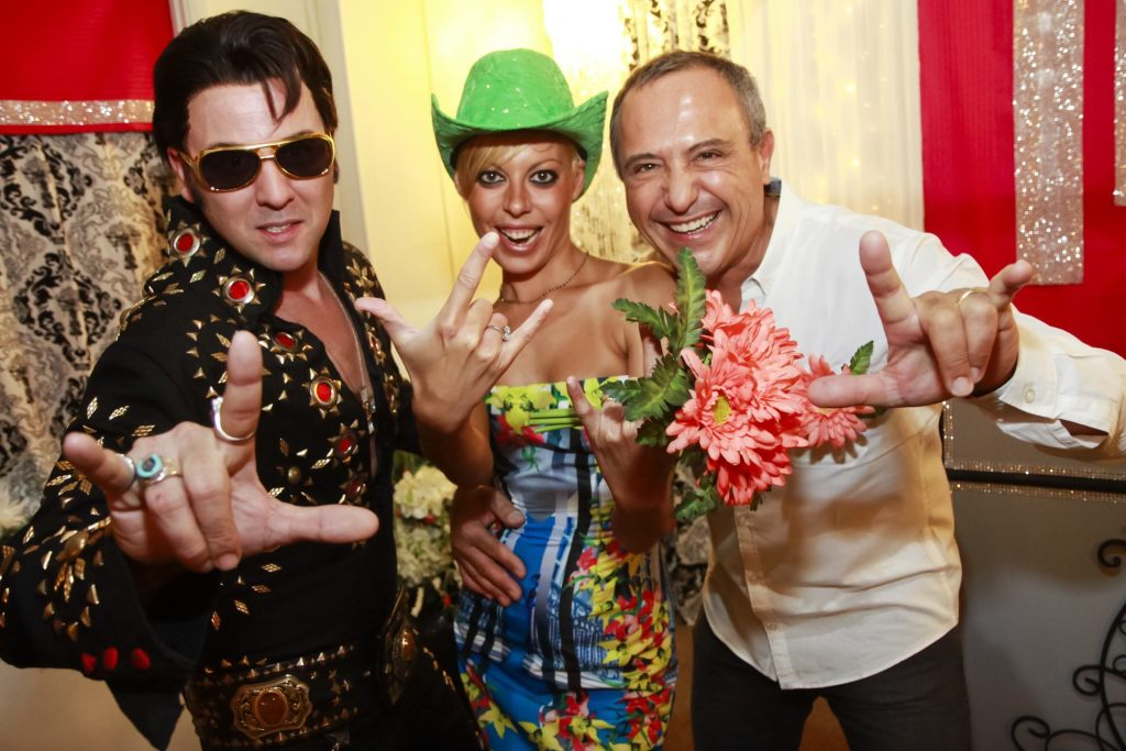 Elvis Las Vegas Wedding