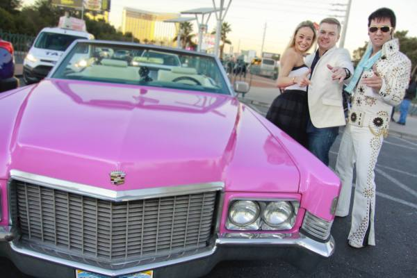 Elvis and Pink Cadillac