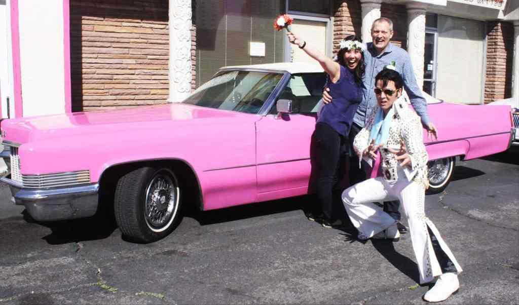 Best Elvis Wedding Chapel in Las Vegas