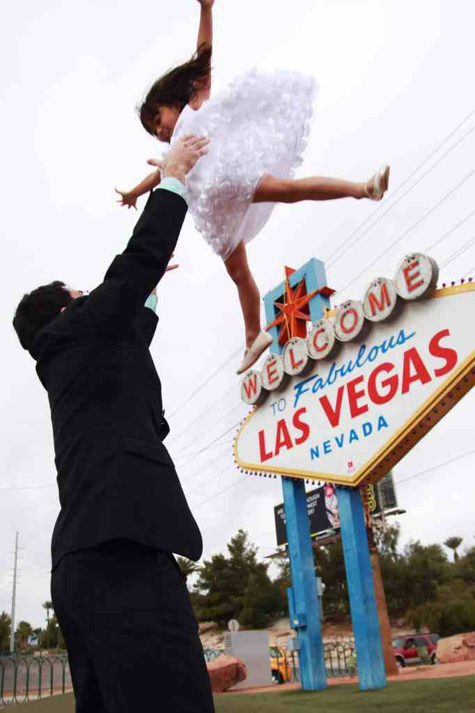Father Daughter Dance in Las Vegas