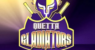 Quetta Gladiators Team 2020 Logo